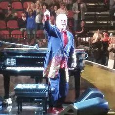 #EltonJohn #Billings #Montana #Metrapark #FinalCurtainTour #RimrockAutoArena