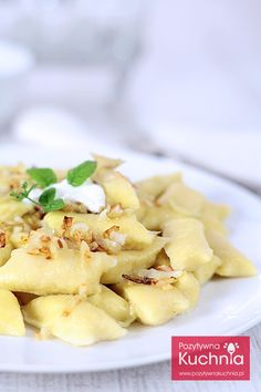 #kopytka - #przepis na tani #obiad kuchni polskiej  http://pozytywnakuchnia.pl/kopytka/  #kuchnia #ziemniaki