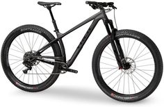 2017 Trek Stache 98 carbon hardtail 29-plus mountain bike