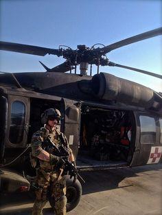 Combat medic military America