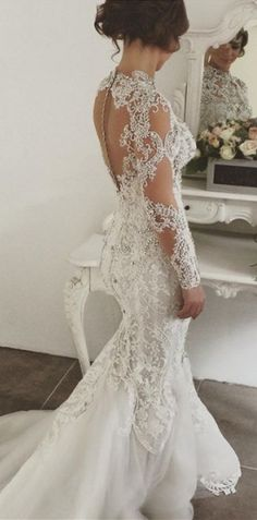67 Best ❤2019 Hottest Wedding Gowns ❤ images in 2019  cc5577a56b12