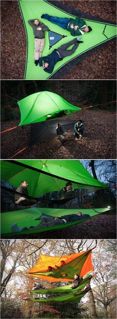 Tentsile VISTA Tree Tent - Ultimate Camping Gear