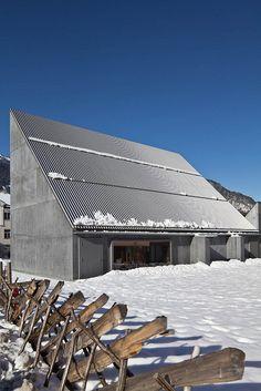 Plantahof Auditorium | Valerio Olgiati
