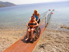 most wheelchair accessible beaches in the world http://www.curbfreewithcorylee.com/2014/11/20/most-wheelchair-accessible-beaches-in-the-world/