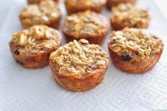 Varomeando: Muffins de manzana y cereales