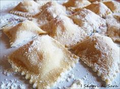 Wine Recipes, Pasta Recipes, Gnocchi Pasta, Italy Food, Homemade Pasta, How To Cook Pasta, Relleno, I Love Food, Pasta Dishes