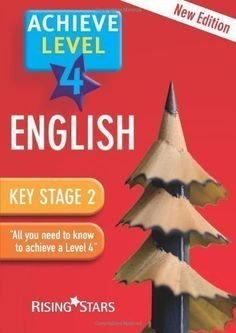 Achieve: English Revision- Level 4 2nd (second) Revised Edition by various published by Rising Stars UK Ltd (2010) http://www.newlimitededition.com/achieve-english-revision-level-4-2nd-second-revised-edition-by-various-published-by-rising-stars-uk-ltd-2010/