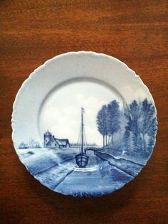 Rosenthal Delft Versailles Plate