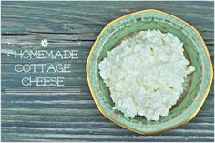 This recipe for cottage cheese is fairly simple and only requires one ingredient: raw milk. If you are a raw milk convert like I am, then you can understand ...