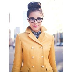 Two Penny Blue   Audrey Jacket in Marigold $345