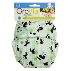GroVia Cloth diapers: I exclusively used grovia with my first son. As soon as he turned 1 we had trouble with soaking through the shell. I would not recommend these diapers after experiencing other kinds. They take a very long time to dry and I feel that it doesn't have a strong layer of pul or gussets on the shell. I have however continued to use the shells as a swim diaper. Also the resale value is excellent