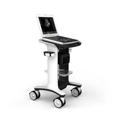 UGEO HM70   Potable Ultrasound System & Cart (HCU)Designed by  CYPHICS : Hoyoung Park, Jaeyoon Lee  Samsung Electronics : Chung Yeonmoo, Kim Junghoon, Song Miran, Kim UiManufactured by Samsung Medison