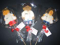 Galletas de profesores Garden S, Christmas Ornaments, Holiday Decor, Cake, Home Decor, Custom Cookies, The Creation, Presents