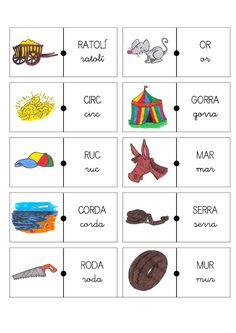 ENCADENAT RR TOTES POSICIONS Valencia, Language, Author, Teaching, School, England, Primary School, Teaching Supplies, Spelling Activities
