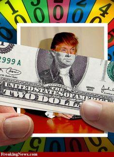 Money Celebrities : donald trump