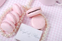 Passion 4 baking » Pink Macaroons