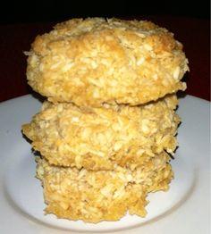 Carla Mary's Paleo Blog: Paleo Coconut Macaroons
