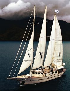 John Walker  Son Voyager - John Walker  Sons targets young millionaires in Asia-Pacific yacht tour