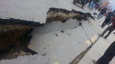 Strong 5.9 EARTHQUAKE shakes FIJI ISLANDS