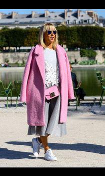 巴黎2015春夏時裝周Day 6: 長褸新主意