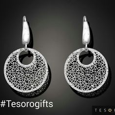 Tesoro 15th Day of Christmas - Dare to have a white Christmas and stand out from the crowd with these opulent great gift items from #Tesorogifts Guide. Www.tesorojewellery.com.au