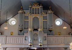 Hässleby kyrka - frobenius orgel