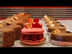 Pierre Hermé Paris has gone Google - YouTube