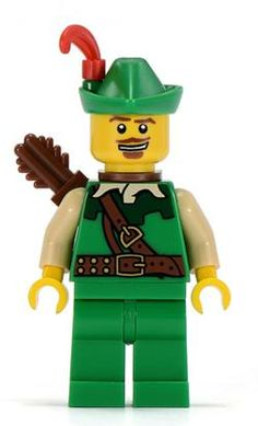 Minifigures Serie 1 - Forestman