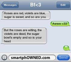 Funny Roses Are Red Violets Are Blue Poems 5