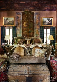 1000 Images About Scottish Room On Pinterest Tartan