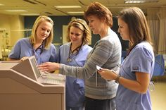 Though the Pyxis® MedStation® System is found in hospitals across the country, it is rare to find such a system in a nursing school. Thanks to a generous donation by Community Hospital in Anderson, the School of Nursing at Anderson University is one of only a few nursing schools in the state of Indiana to feature a Pyxis® MedStation® System in its campus lab.