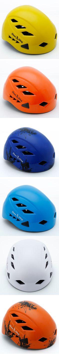Rock Climbing Mountain Climbing Bicycle Helmet Integrally-molded Ultralight  Cycling Helmet Breathable Men and women Bike  Helme