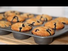 Breakfast Muffins 3 Delicious Ways < chai spice recipe Banana Breakfast Muffins, Banana Blueberry Muffins, Blue Berry Muffins, Chai Spice Recipe, Coconut Flour Muffins, Bacon Egg And Cheese, Easy Food To Make, Snacks, Muffin Recipes