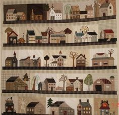 Searching for a welcome home quilt pattern I saw at the Gems of the Prairie Quilt Show