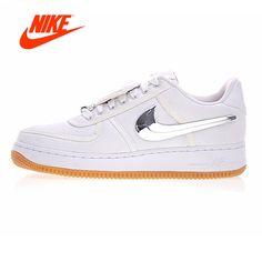 5957e546468762 Original New Arrival Authentic Nike Air Force 1 Low Travis Scott 186.29 ...