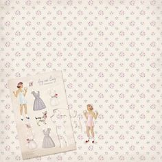tilda paper | Tilda paper pad Corner Shop