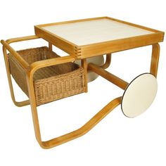 1960 Alvar Aalto Serving Cart - Tea Trolley
