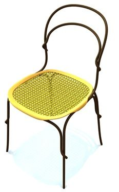 Chair: The design and color choice is perfect.