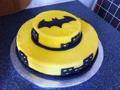 Batman Torte