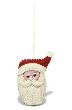 New World Arts 'Santa - Mini' Ornament  $3.00