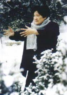 Daughter of Wang Xiangzhai.