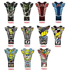 Stickers Moto, Aftermarket Motorcycle Parts, Abstract Shapes, Motorcycle Accessories, Racing, Car Decals, Pimples, Fish, Stickers