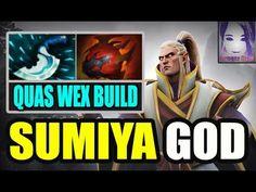 Quass Wex Build Sumiya Invoker King [Dota 2] Patch 7.06e