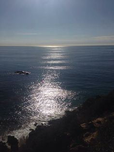 light (Point Dume, CA)