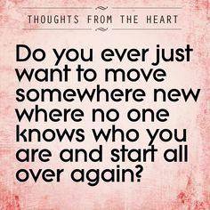 #new #move #startover