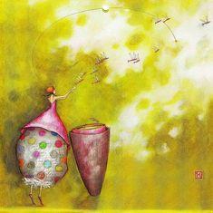 Flighty Naty by Gaëlle Boissonnard