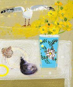 Emma-Dunbar Prints - SeaSide Table- SOLD OUT