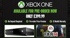 http://blackfridaytopdeals2013.com/2013-black-friday-xbox-one-coupons-promo-codes-deals-and-discounts/ Get the best 2013 Black Friday Xbox One Coupons, Promo Codes, Deals and Discounts to save your money online