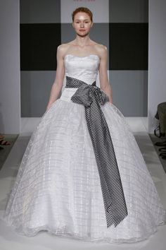 345d73de86 Wedding Gown Pick of the Week  Isaac Mizrahi s Spring 2013 Collection «  Miss A™