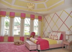 This will be my teenage girls bedroom